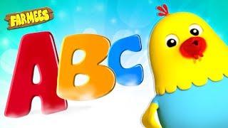 ABC Song | Nursery Rhymes & Preschool Learning Videos by Farmees