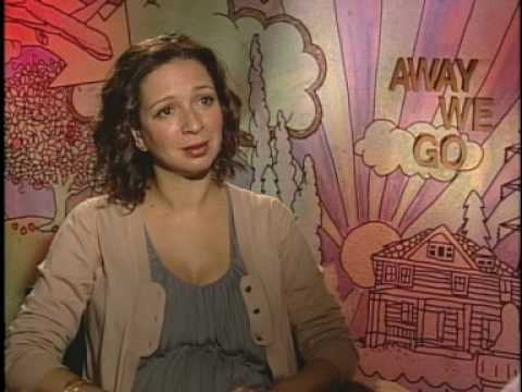 Maya Rudolph Interview 
