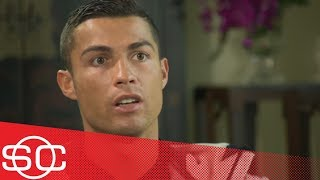 Cristiano Ronaldo SC interview: