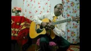 Ra Ra Ramaiah guitar instrumental by Rajkumar Joseph.M
