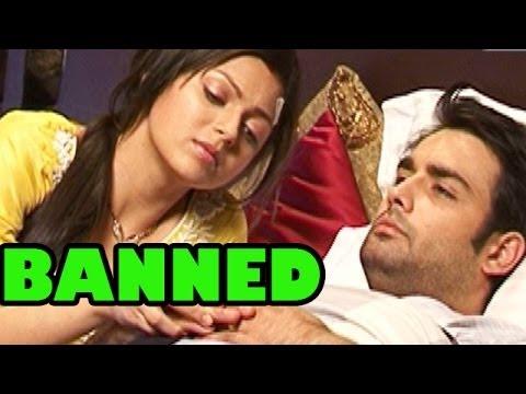 Madhubala - Ek Ishq Ek Junoon : Rk Aka Vivian Dsena & Drashti Dhami Ban Media On The Sets video
