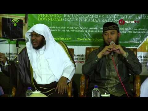 Pengajian Ulama - Menjadi Wali Allah - Syaikh Dr. Ahmad Bin Hamd Al-Jailani