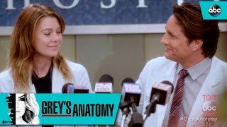 Press Conference Drama Sneak Peek - Grey's Anatomy 13x21