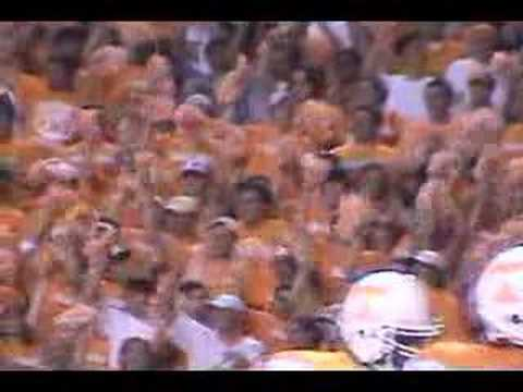 University of Tennessee Football Video