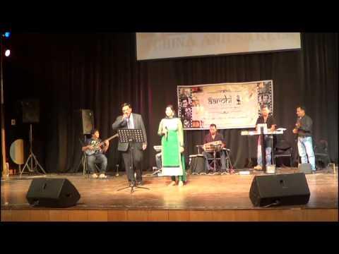 Bekhudi Mai Sanam Uth Gaye Jo Kadam by S C SAREEN & Tuhina Chatterjee...