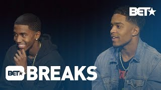 """Diddy's Sons Justin And Christian Combs Go """"Mask Off"""" In Exclusive Interview"""