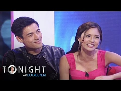 TWBA: Fast talk with Kim Chiu and Xian Lim