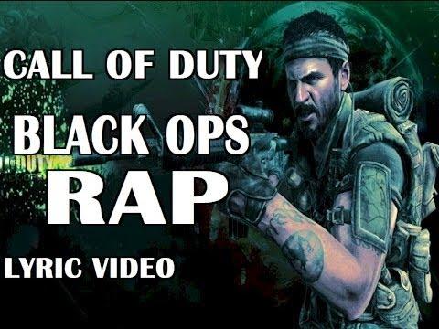 CALL OF DUTY BLACK OPS RAP (LYRICS)