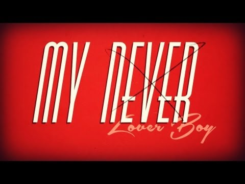 Never Lover Boy- Tiffany Alvord (Official Lyric Video)