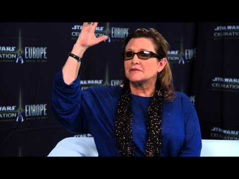 Star Wars Celebration Europe - Words with Warwick: Carrie Fisher