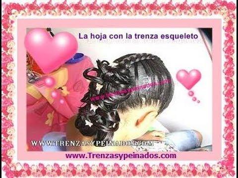 Trenzas Para Niñas de trenzasypeinados.com