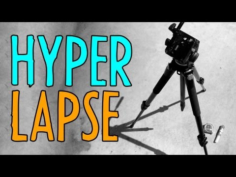 How-to: Hyperlapse! (DIY Motion Timelapsing) : Indy News