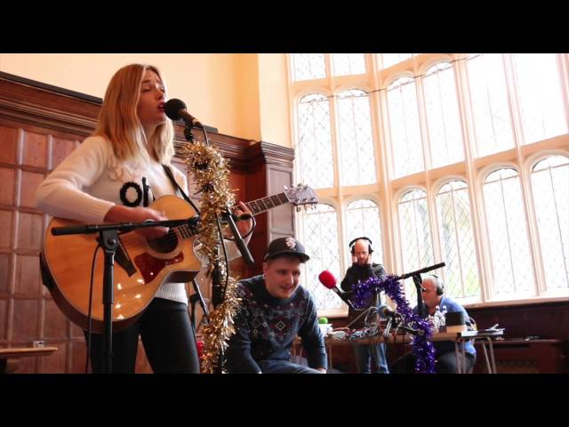 Florrie - Too Young To Remember - live at BBC Introducing in Kent39s Christmas Party