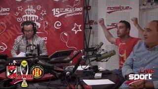 CL 2018, Finale Retour Espérance Sportive de Tunis 3-0 Al Ahly SC Match Complet - LIVE MOSAIQUE