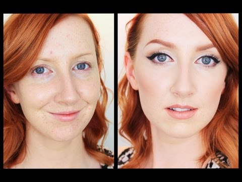 Chic And Sexy Kate Winslet Inspired Makeup Tutorial video