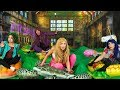 Zombie Lava Challenge. We Play Zombies vs Descendants Doing the Floor is Lava Challenge. Totally TV