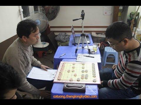 Ván 3 Bảng B: Nguyễn Xuân Quang - Nguyễn Hưng Hải (Hải ếch ộp) - Giải Hiệu Úy Bôi 2016