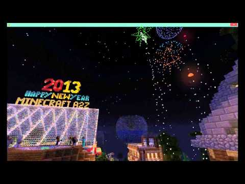 Happy New Year From Everyone At MinecraftA2z.