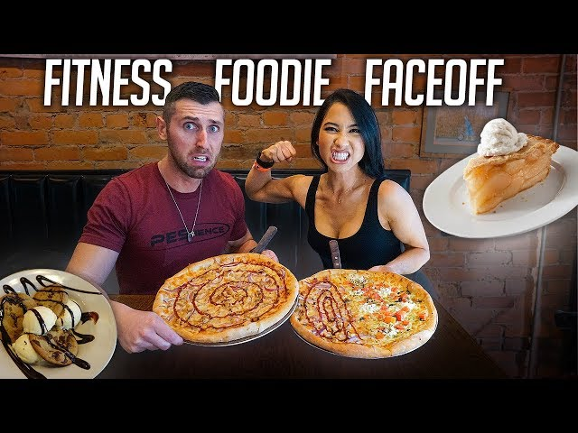 I Challenged Her To A Food Faceoff  MBA Vs PhD ft. Stephanie Buttermore