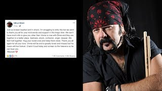 Download Lagu Vinnie Paul Bandmates Pay Tribute To Him, Rock World Reacts | Rock Feed Gratis STAFABAND