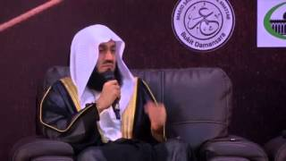 Shaving Beard By Mufti Menk, The Straight Path Convention Q&A
