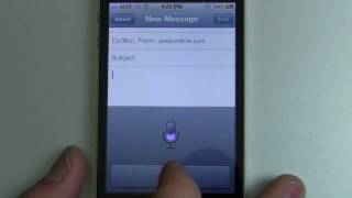 Improve Siri Dictation on iPhone 4S - 10 Tricks to Better Voice Typing