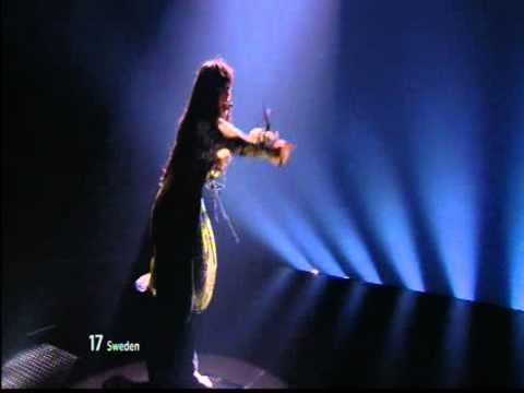 Eurovision 2012 - Loreen - Euphoria (live at final jury dress rehearsal)