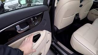 Walkaround Review of 2016 Hyundai Equus black
