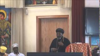 Ethiopian Orthodox Tewahedo Sebket By Abune Lukas - Nicodemus