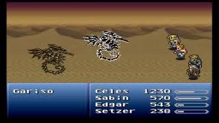 Final Fantasy VI (III) - Brave New World Mod + Nowea Difficulty Patch: Episode 31.