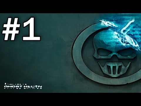 Hour of Power - Ghost Recon Future Soldier Walkthrough / Gameplay Part 1 - Length is Everything