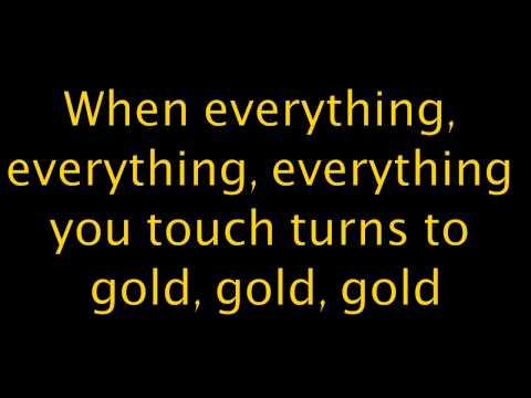 Imagine Dragons - Gold (Lyrics)