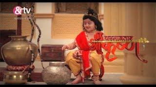 Paramavatar Shri Krishna - परमावतार श्री कृष्ण | CUTE Little Krishna (Nirnay Samadhiya)