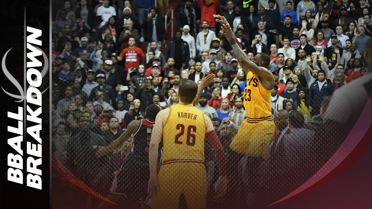 Cavaliers At Wizards: The Best Game Of The Season