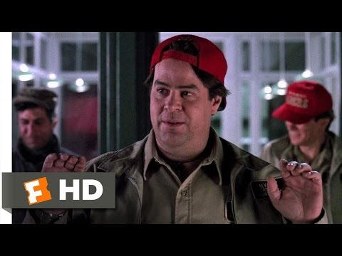 Sneakers (9/9) Movie CLIP - The Team's Demands (1992) HD