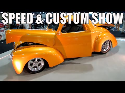 2012 Speed & Custom Car Show London Ontario