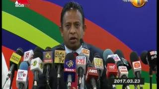News 1st Prime time Sunrise Sirasa TV 6 30AM 24th March 2017