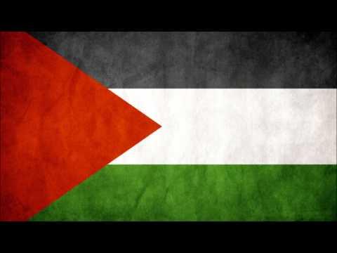 "Palestinian national anthem ""Fida'i"""