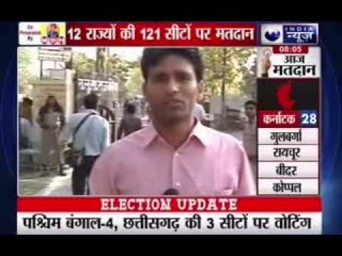 Second phase of polling begins in Uttar Pradesh