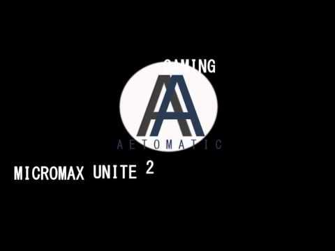 Micromax Unite 2 Gaming Performance