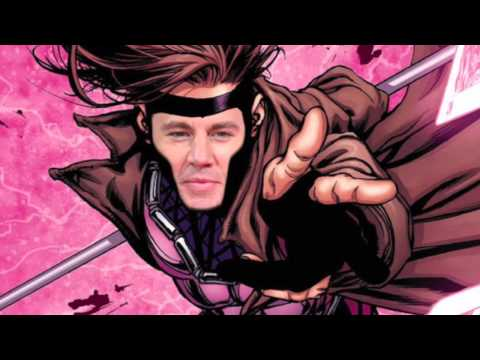Channing Tatum To Play Gambit In X-Men Apocalypse & Solo Movie!