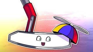 FAMILY FRIENDLY Mini Golf! (Golf it)