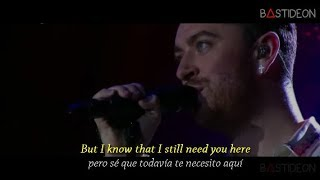 Sam Smith - I'm Not The Only One (Sub Español + Lyrics)