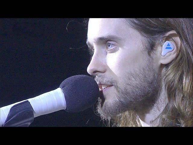 30 Seconds to Mars - The Kill live 2013