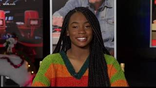 Kennedy Holmes Talks 39 The Voice 39 Final Four