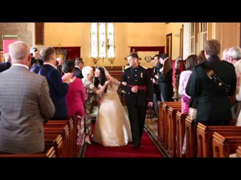 Gower Wedding Signing: Laura & Calvin