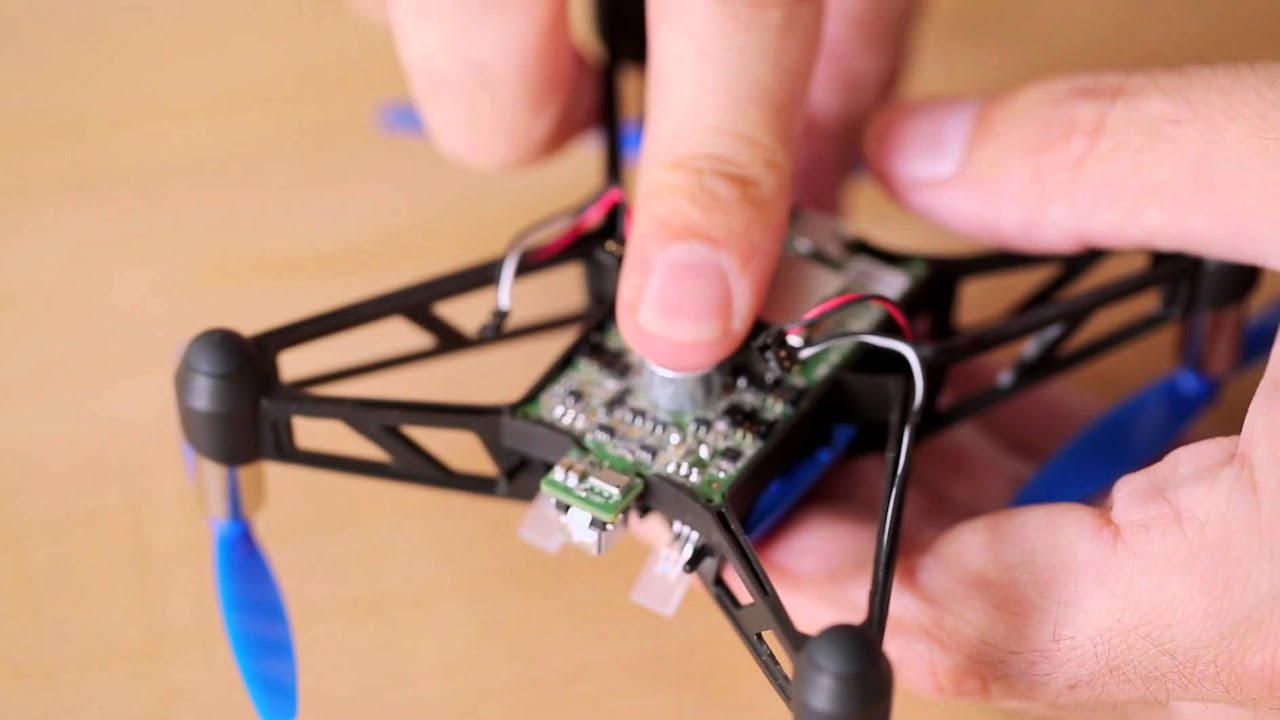 Parrot Spider Drone Spare Parts Minidrones Rolling Spiders White How To Replace Motherboard On You