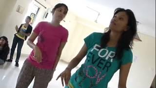 Nisha Kothari Hot Songs Dance Practice For Santosham Awards   New Telugu Movies News 2014