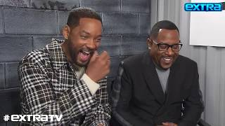 Will Smith & Martin Lawrence Talk On-Screen Reunion for 'Bad Boys for Life': 'We Get Each Other'
