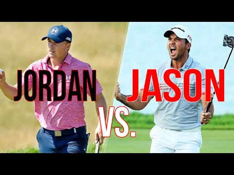 Golf Swing Analysis: Jason Day Vs. Jordan Spieth
